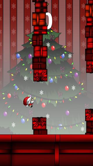 Flappy Santa Christmas