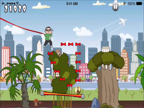 Gangnam Jump - The New Catch Birds Adventure Game PRO Screenshots