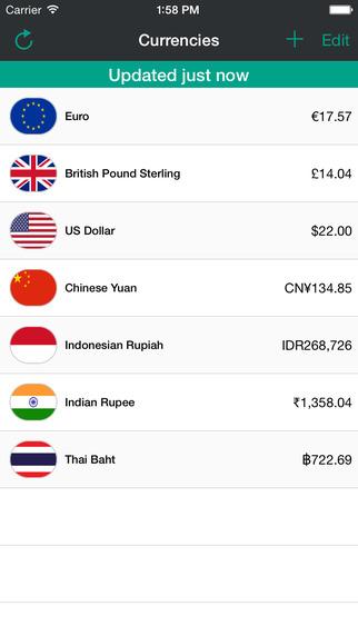 My Currencies Premium