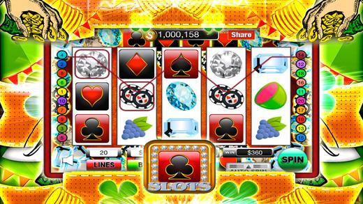 Diamond Gold Royale Slots Win Lucky Bonus 20 Multi Lines Bonanza - Casino Heaven Fresh Free Slot Mac