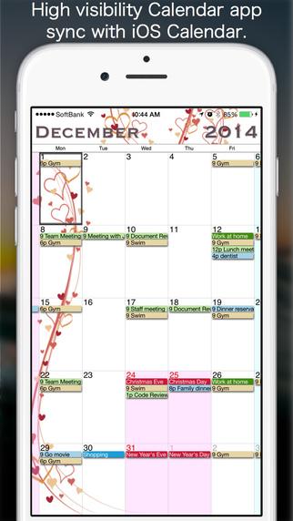 .Sched 3 Calendar