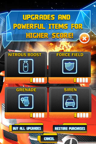 Armed Forces Strike Chase Ultimate Cop screenshot 4
