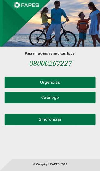 Catálogo de Credenciados FAPES