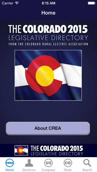 CREA 2015 Colorado Legislature