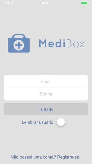 MediBox - Lembrete de Medicamentos