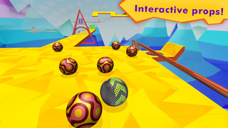 Iron Ball Ride  Screenshot