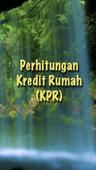 Perhitungan Kredit Rumah KPR