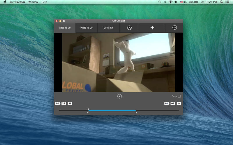 iGif Creator - GIF 动画图片生成工具[OS X]丨反斗限免