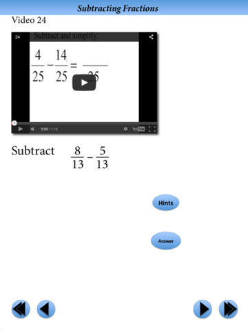 Adding Fractions Part 2