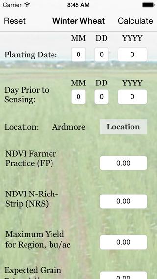 Wheat SBNRC