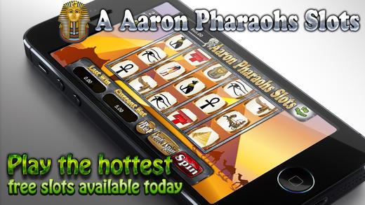 Ancient Pharaohs Slots FREE Game