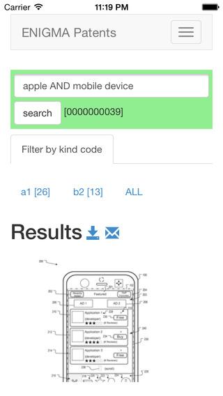 ENIGMA Patents
