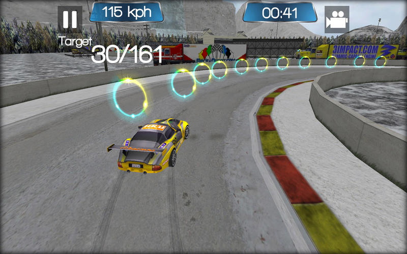 Sports Car Track Racers - Real Sports Car Driving Racing With Amazing Tracks Screenshot - 4
