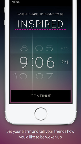 Rouse Alarm Clock