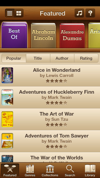 Free Audiobooks - 4 728 Classics Audiobook Library For Less Than A Cup Of Coffee.