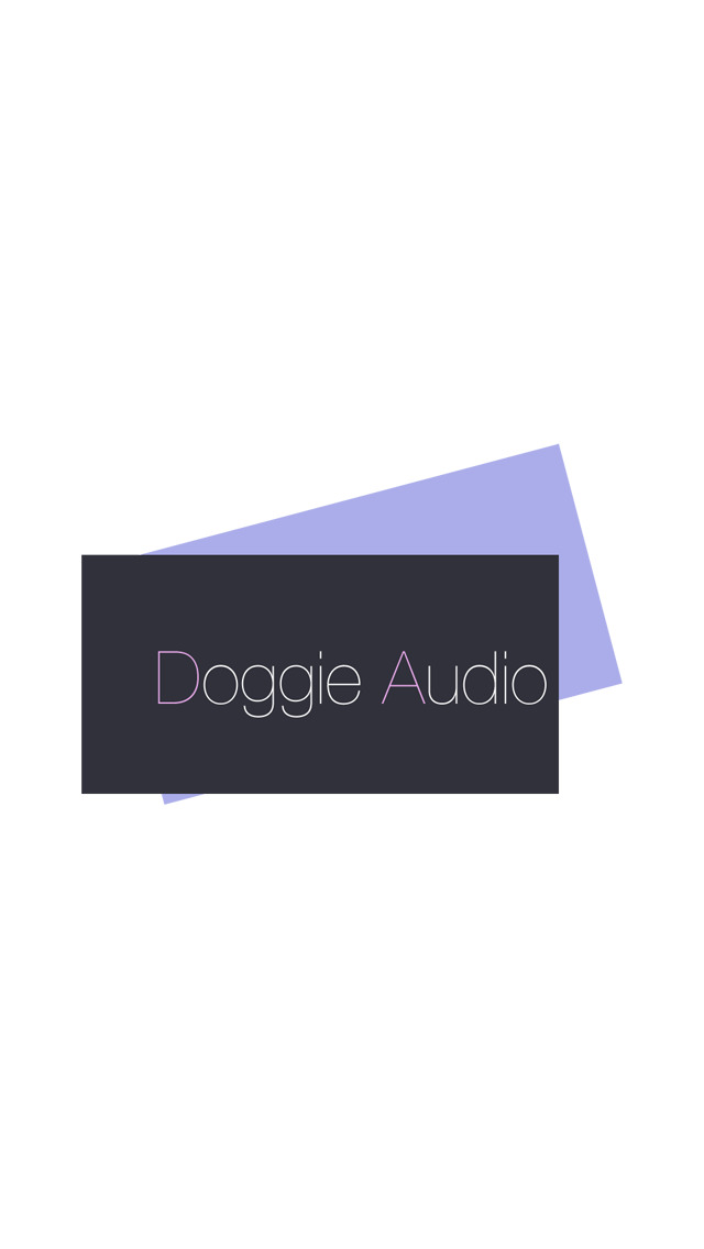 Doggie Audio