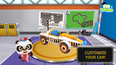 Dr. Panda Racers iPhone