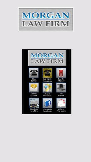 Morgan Law Firm - iOS App