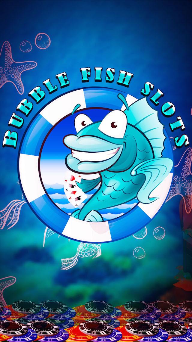 App shopper bubble fish slots pro games for Bubble fish games
