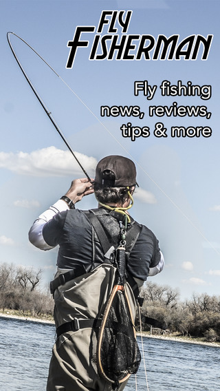 Fly Fisherman: Fly fishing reviews stream news - free app