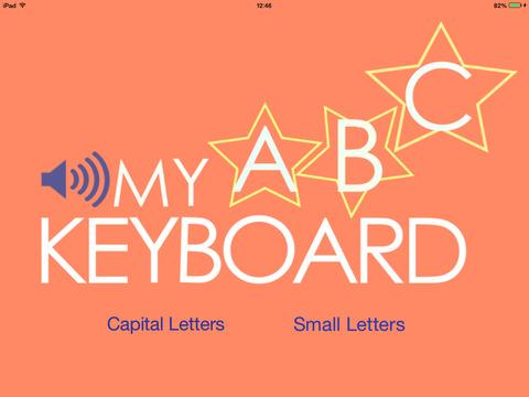 My ABC Keyboard