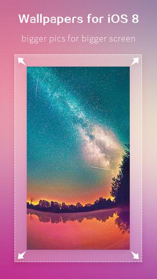 Wallpapers HD - 1080P for Retina HD Display