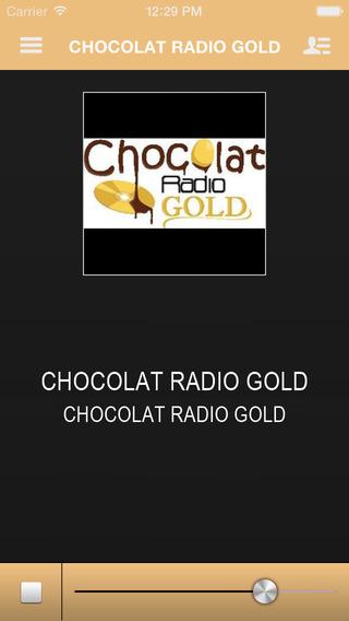 CHOCOLAT RADIO GOLD