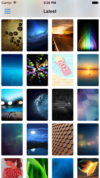 Wallpapers for iOS 8 Pro