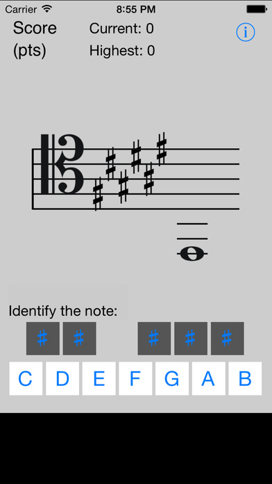 Tenor Tutor iPhone Screenshot 5