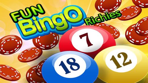 Fun Bingo Richies Mega Blitz