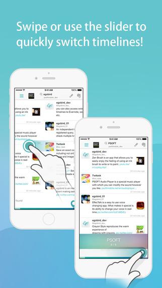 egobird - Twitter Search Client
