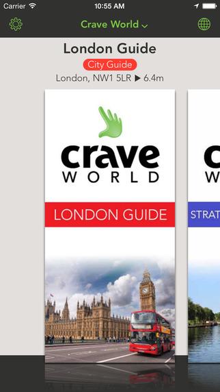 Crave World