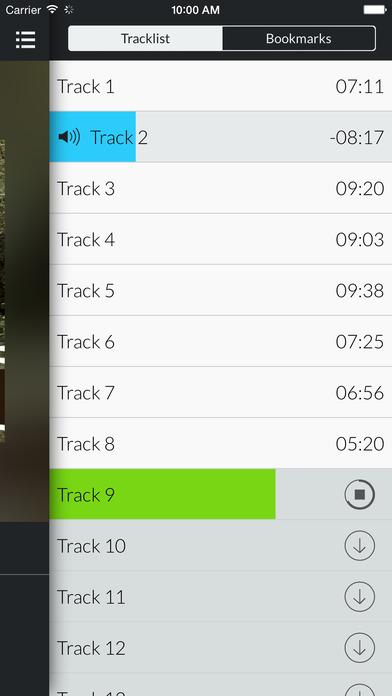 Mere Christianity (by CS Lewis) (AUDIOBOOK) : Blackstone Audio Apps : Folium Edition iPhone Screenshot 2