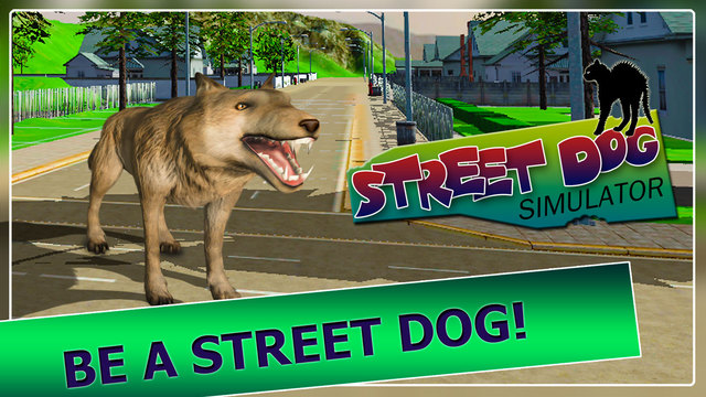 Street Dog Survival Simulator Free