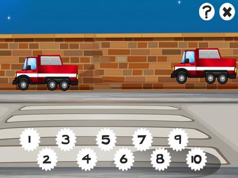 Активность! Игра Научиться Считать Цифры Для Детей С Пожарная