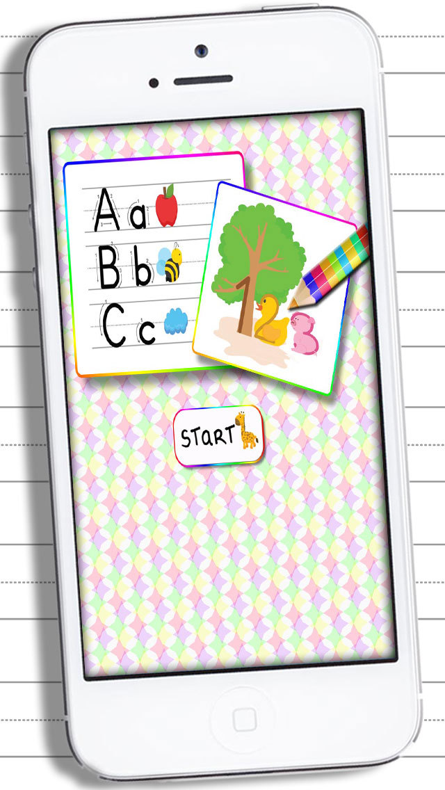 Learn to write letters and numbers– Handwriting for Kids