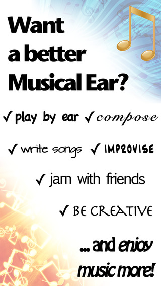 Easy Ear Training: Learn how to play music by ear using proven exercises - for all musicians and sin
