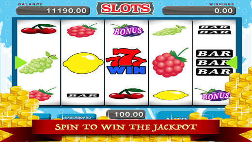Aaaaaaaahh 777 Fruit Slots Machine Free - Spin to win the Jackpot