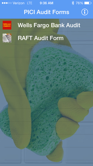 PICI Audit Forms