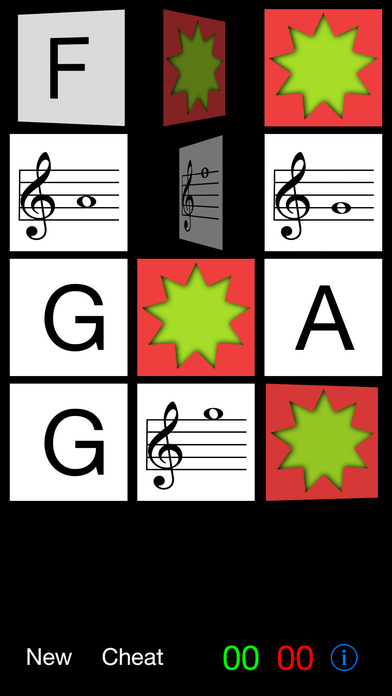 music match iPhone Screenshot 2