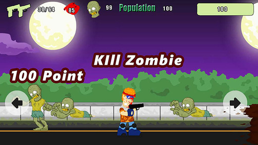 Zombie arise