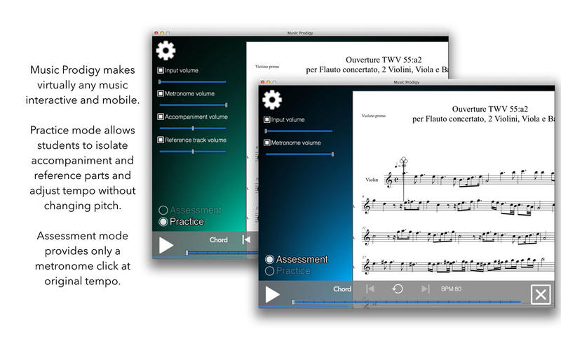 Music Prodigy for Mac