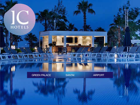 IC Hotels for iPad