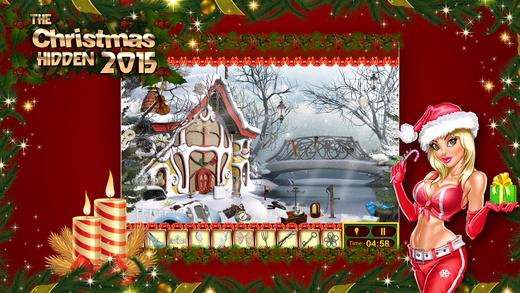 Christmas Hidden Objects 2015