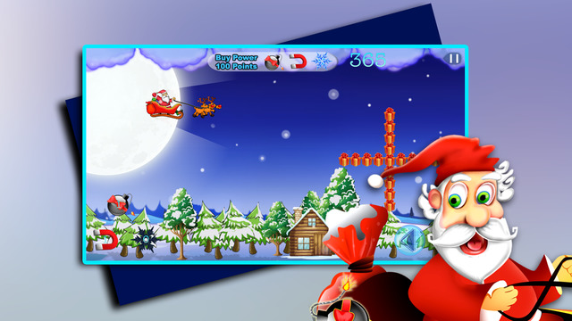 Flying Santa Claus 3 : The Naughty Winter Elves Mission to Stop Christmas - Gold