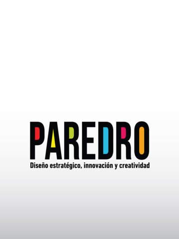Revista Paredro para iPad