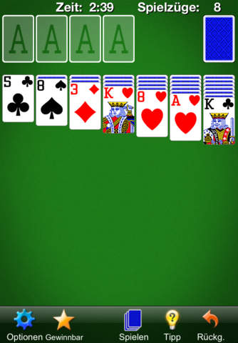Solitaire by MobilityWare screenshot 1