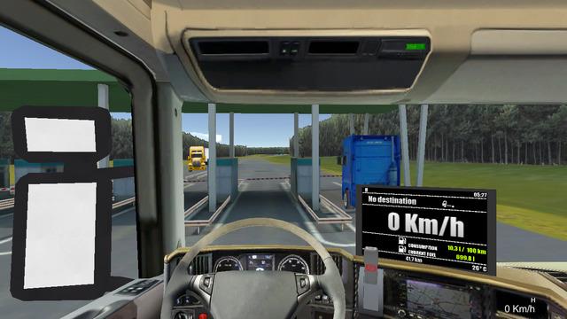 Multiplayer Truck Simulator