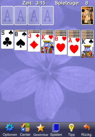 Solitaire by MobilityWare screenshot 4