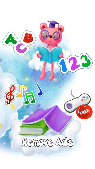 Alphabet Phonics And Numbers For Kids In Preschool And Kindergarten